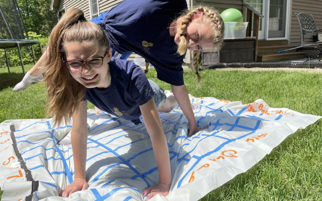 7 Outdoor Math Games For Your Kids