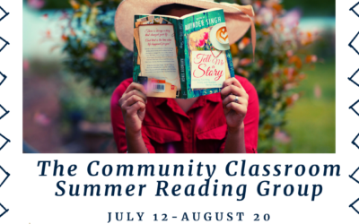The Community Classroom Summer Reading Group