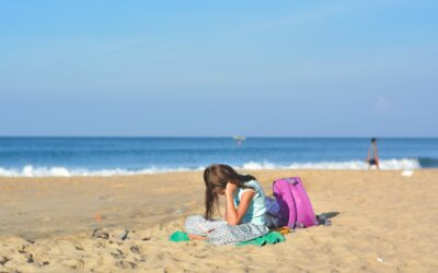 How do you keep your child reading this summer?