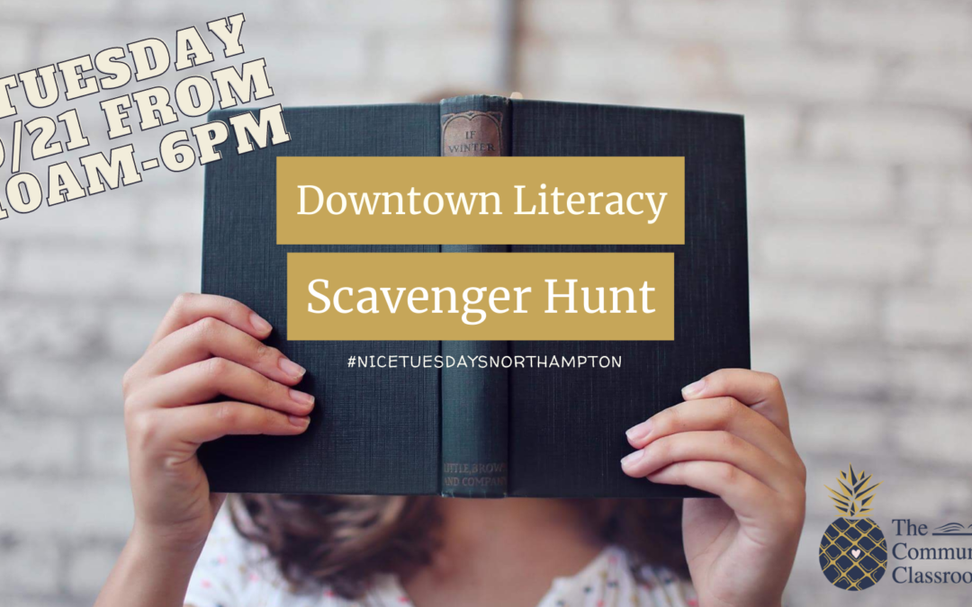 Free Literacy Scavenger Hunt For Families